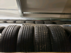 205/55R16 four summer tires
