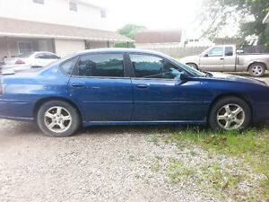 2004 Chevrolet Impala for sale