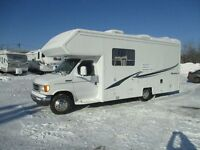 2006 Adventurer M240DB Ford Class C Motor Home