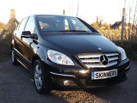 Mercedes-Benz B Class B160 Se Blueefficiency PETROL MANUAL 2011/11