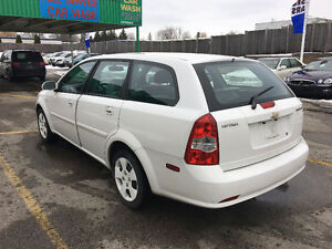 2005 Chevrolet Optra Wagon****ONLY 125 KMS***GOOD ON GAS**AS IS London Ontario image 5