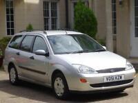 2001 Ford Focus 1.6 i 16v LX 5dr (sun roof)
