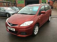 Mazda Mazda5 1.8 TS2 7 SEATER 2008/58 WITH 80K & 12 MONTHS MOT