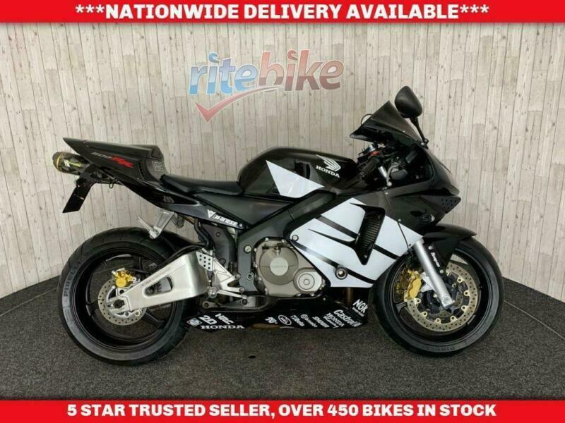 HONDA CBR600RR CBR 600 RR-4 MOT TILL JULY 2019 VERY CLEAN EXAMPLE 2004 04 |  in Low Moor, West Yorkshire | Gumtree