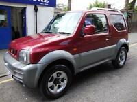 SUZUKI JIMNY 1.3 VVT JLX+ PLUS ** 2006 ** LEATHER ** 4x4