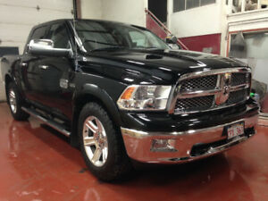 PRICED TO SELL!! Mint! 2012 Dodge Ram 1500 Longhorn Pickup Truck