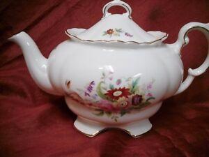 COALPORT Tea Pot