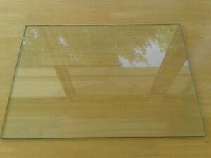 3 Tempered Glass Shelves