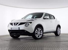 2014 Nissan Juke 1.6 Acenta Premium XTRONIC CVT 5dr