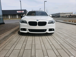 2012 BMW 550 XDRIVE M///PACKAGE LOOK INCROYABLE
