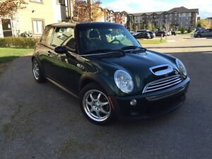 Mini Cooper coupe S