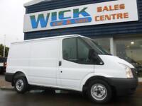 2012 Ford TRANSIT T260 SWB LR 100ps VAN *6 speed* Manual Medium Van