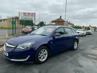 2014 VAUXHALL INSIGNIA CDTI ECO , MILES 73,000 , £20 TAX , 1 PREVIOUS OWNER