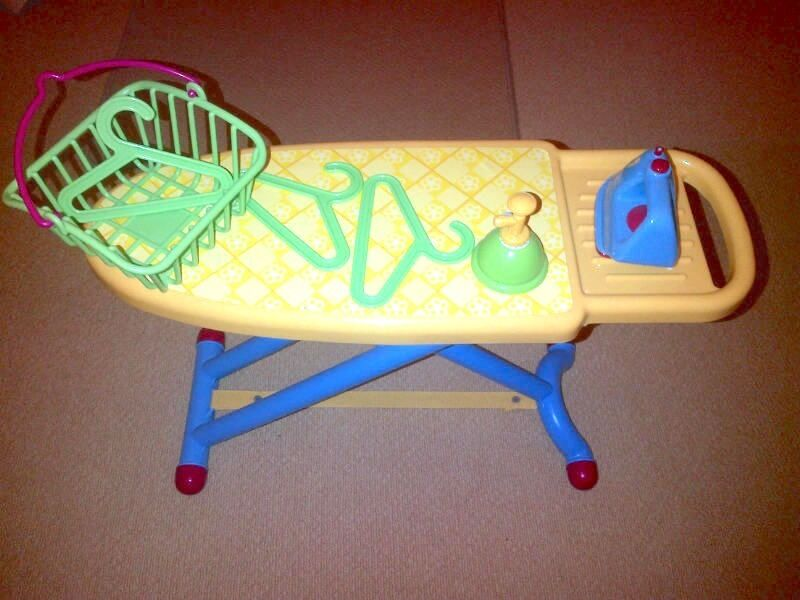 ELC-Toys for toddlers, kids- toy pizza, toy iron, toy toaster, toy ironing board-New in NW3