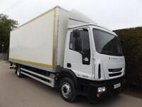 2009 Iveco Eurocargo 120E18s BOX - TAIL LIFT - 12 TON