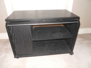 Stereo / TV Table - Swivel Top