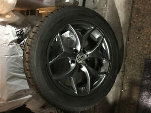 Brand new Toyo tires and rims for winter
