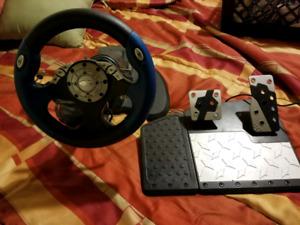 Jeu vidéo - volant - PlayStation - GameCube - Xbox 1ere générati