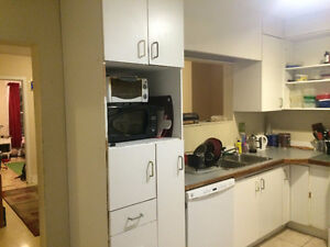4 person sublet May-Aug --6322 Yale St