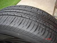 2014 Goodyear Assurance tires P265/65R/18 Fuel Max CS
