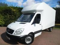 2013 Mercedes-Benz Sprinter 313 2.1 CDI LWB LUTON WITH TAIL LIFT