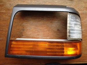 F-150 Turn Signal and Marker Lights