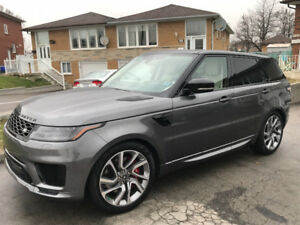 Range Rover Sport HSE Dynamic 2018 Lease Take Over