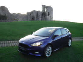 2017 17 FORD FOCUS ECOBOOST 125 ST-LINE WITH APPEARANCE PACK 2.