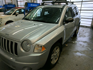 Jeep Compass 2010 North edition 4x4