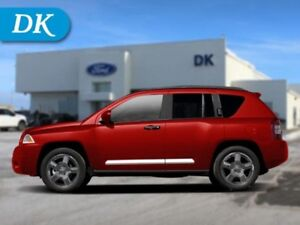 2009 Jeep Compass North 4WD w/Sunroof, Remote Starter, and More!