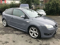 2006 FORD FOCUS ST-2 2.5 TURBO ST225 RS GREY MODIFIED VERY CLEAN
