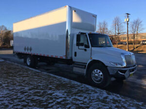 5 ton Straight truck for payment take ove