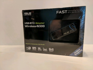 Asus USB wireless N-300 WiFi adapter