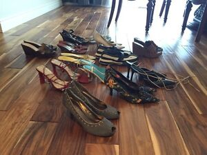 Free-Women's Summer Shoes and Sandals-size 9 Kitchener / Waterloo Kitchener Area image 3