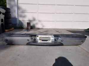 2007 Ford F350 Rear Bumper with Sensors