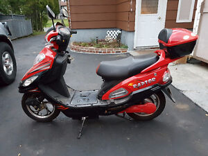 Selling a Gforce Raptor Scooter