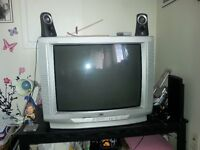 Free tv CRT to be picked up (Vancouver)