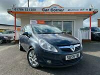2010 Vauxhall Corsa DESIGN 16V TWINPORT used cars Rochdale, Greater Manchester A