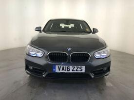 2016 BMW 120D SPORT DIESEL 5 DOOR HATCHBACK 1 OWNER SERVICE HISTORY FINANCE PX