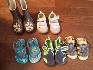 Size 6 toddler shoes/boots