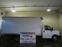 2011 GMC Savana Cutaway 16 Foot Cube Van Edmonton Edmonton Area Preview