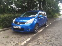 Nissan note 1.5 dci ntec