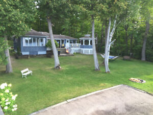 GORGEOUS WATERFRONT PROPERTY FOR RENT ON BUCKHORN LAKE