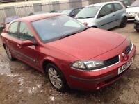 Renault Laguna spares or repairs 250 no offers