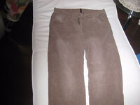 Corduroy Pants (Brand 5/48 from Saks Fifth Ave.) - size 32