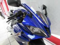 YAMAHA YZF-R125 ABS 125cc LEARNER LEGAL SPORTS BIKE in Blue or Red...