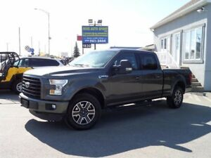 2015 Ford F-150 4WD SuperCrew 157""