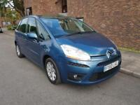 AUTOMATIC 2010 Citroen C4 Picasso 1.6HDi ( 110bhp ) EGS VTR+