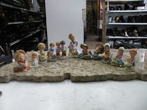 figurines porcelaines