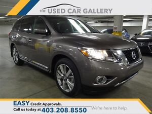 2014 Nissan Pathfinder Platinum V6 4x4 at Everyone Approved